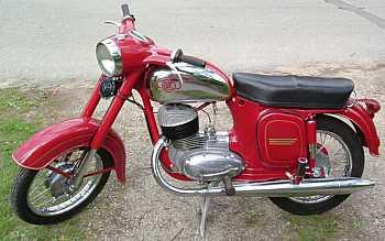 Čz 250, typ 455